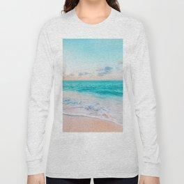 Ocean Bliss #society6 #society6artprint #buyart Long Sleeve T-shirt