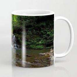 naturel forest lake Coffee Mug