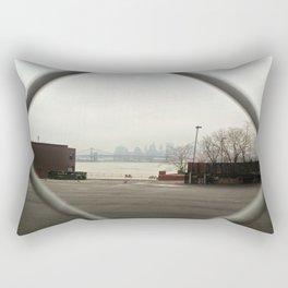 city views Rectangular Pillow