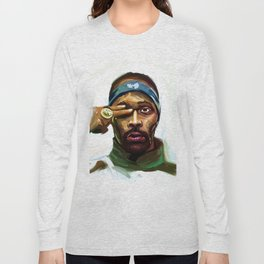 Rza Long Sleeve T-shirt