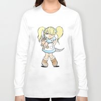 grumpy Long Sleeve T-shirts featuring Grumpy by Cloz000