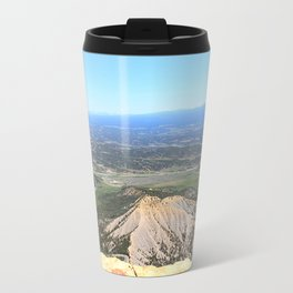 View from the top of Mesa Verde Travel Mug