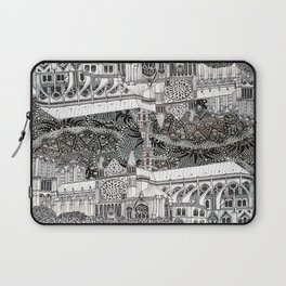 Notre Dame Syndrome Laptop Sleeve
