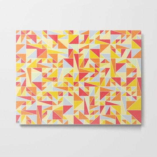 Shapes 008 Metal Print