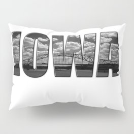 Iowa Pillow Sham