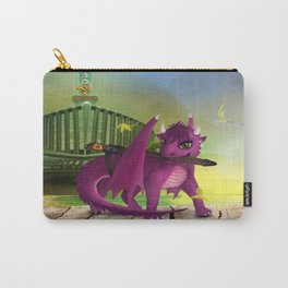 Dragonlings of Valdier: Jade Carry-All Pouch