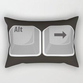 Alt Right Rectangular Pillow