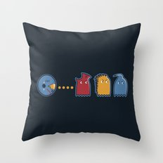 PAC-RIM Throw Pillow