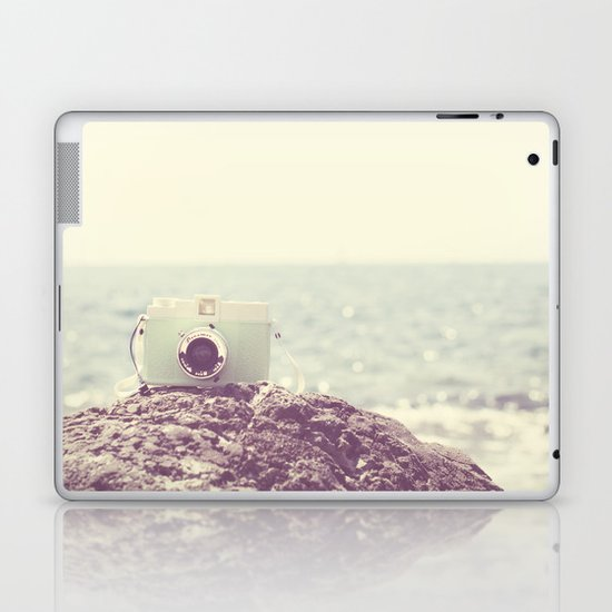 the dreamer ... Laptop & iPad Skin