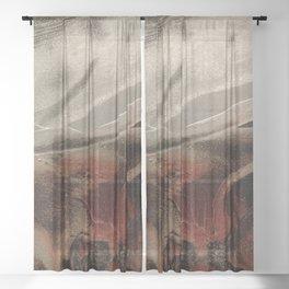 Lava Sheer Curtain