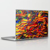 discount Laptop & iPad Skins featuring discount sand by Lea - Lu