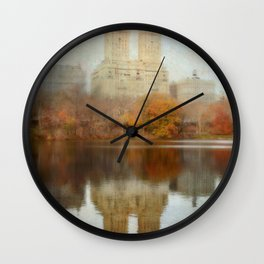 Elegance of Yesterday Wall Clock