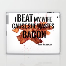 Wasted Bacon Laptop & iPad Skin