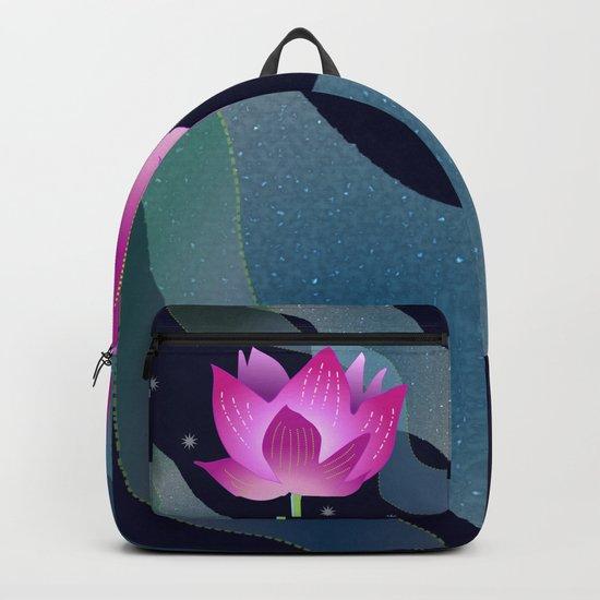 Star Lotus Backpack
