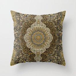 Persian Rug Throw Pillow
