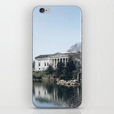 Buffalo History Museum iPhone & iPod Skin