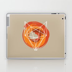 Geometric Fox Laptop & iPad Skin
