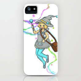 Magical Girl iPhone Case