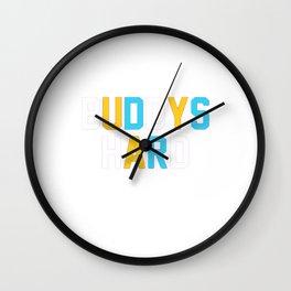 josh richards Wall Clock