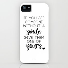 For all the sleep deprived super moms out there iPhone Case
