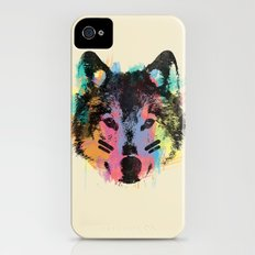 Wolf Child iPhone (4, 4s) Slim Case