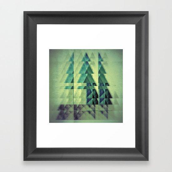 xree Framed Art Print