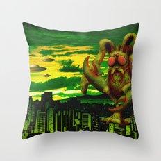 Hässenpfeffer  Throw Pillow