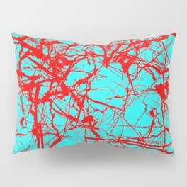 Freedom Red Pillow Sham