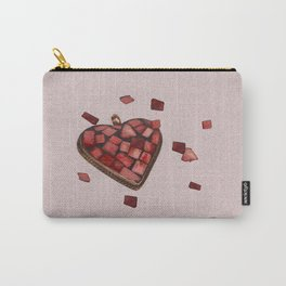 Shatter My Heart Carry-All Pouch
