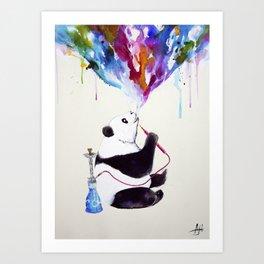 Chai Art Print