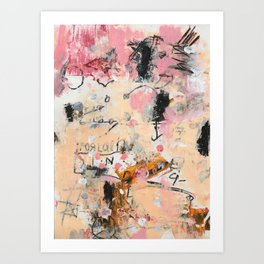 untitled forlorn Art Print