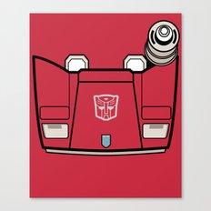 Transformers - Sideswipe Canvas Print