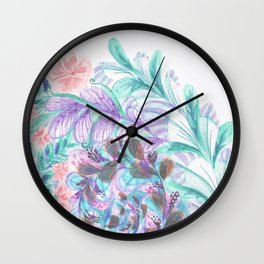 Heaven Garden Wall Clock