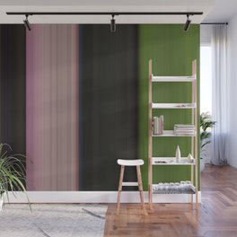 Tones of Water Lilies Wall Mural