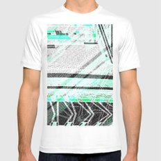 Walls White MEDIUM Mens Fitted Tee