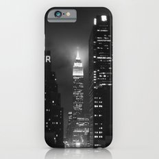 Empire State Building at Night iPhone 6s Slim Case