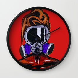 """ THAT TOO MUCH JUICE "" Wall Clock"