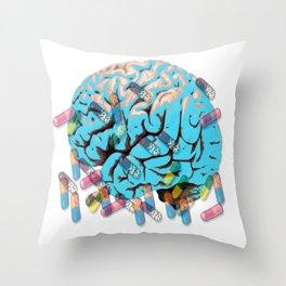 Top on Throw Pillow