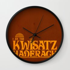 Kwisatz Haderach Wall Clock