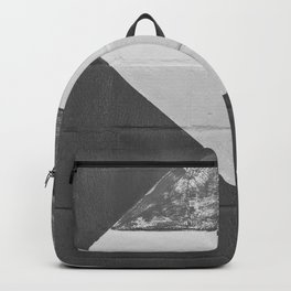 Arrow (Black and White) Backpack