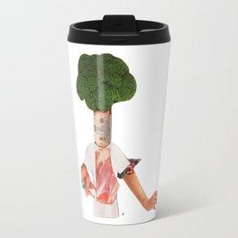 Normal Life · Hier kocht der Chef Travel Mug