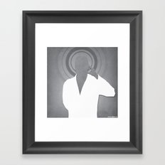 psychiatry Framed Art Print