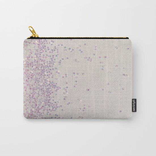 My Favorite Color (NOT REAL GLITTER - photo) Carry-All Pouch