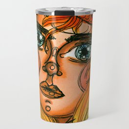 Piscis Travel Mug