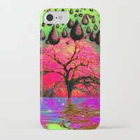 "psychedelic iPhone & iPod Cases featuring ""Psychedelic"" by Moon Willow"
