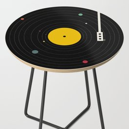 Music, Everywhere Side Table