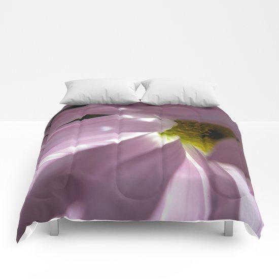 PINK PETALS 38 Comforters