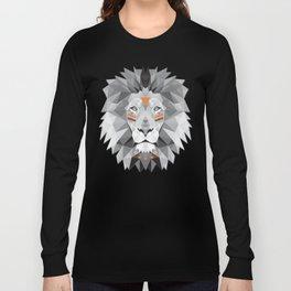 Boho poly lion Long Sleeve T-shirt