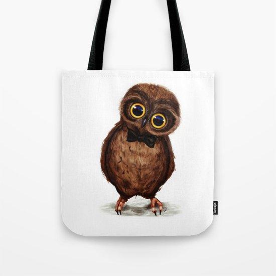 Owl III Tote Bag