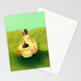Chicken Parade Stationery Cards